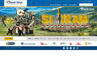 bankpapua.com screenshot