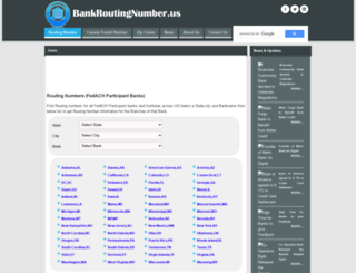 bankroutingnumber.us screenshot