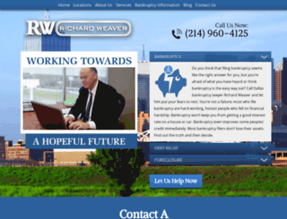 bankruptcyplanning.com screenshot