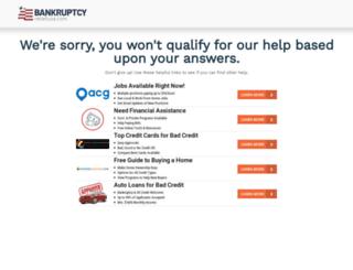 bankruptcyreliefusa.com screenshot