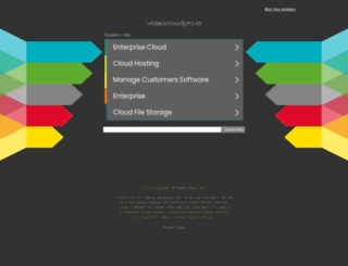 bankruptcyvideos.videocloudpro.io screenshot