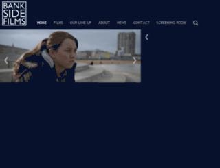 bankside-films.com screenshot