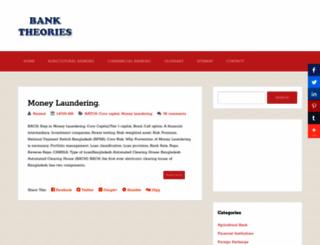 banktheories.com screenshot