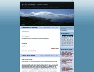 bankwahabi.wordpress.com screenshot
