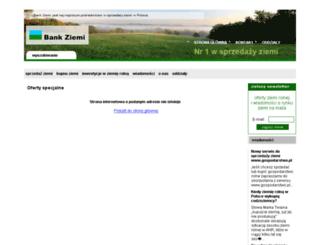 bankziemi.pl screenshot