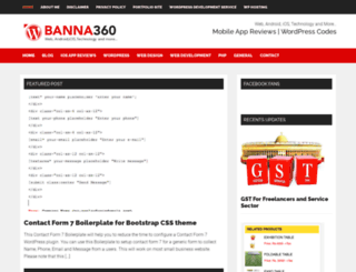 banna360.com screenshot