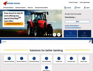 bannerbank.com screenshot