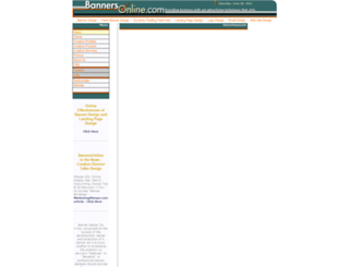 bannersonline.com screenshot