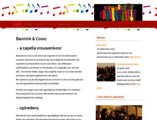banninkencooo.nl screenshot