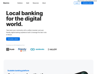 banno.com screenshot