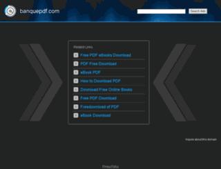 banquepdf.com screenshot