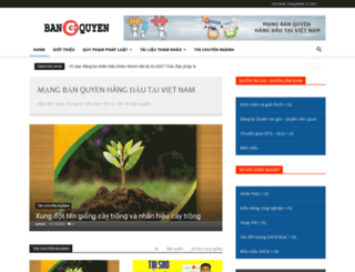 banquyen.net screenshot