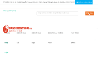 bansidienthoai.vn screenshot