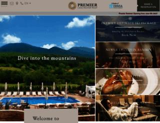 banskohotelpremier.com screenshot