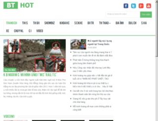 bantinhot247.com screenshot