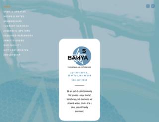 banya5.com screenshot