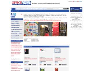 banyoofficesmart.com.au screenshot