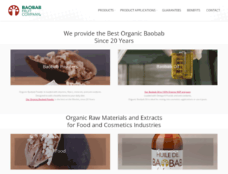 baobab.com screenshot
