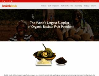baobabfoods.com screenshot