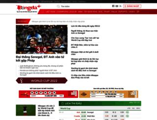 baobongda.com.vn screenshot