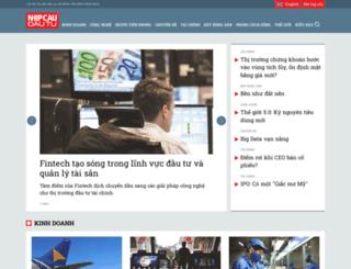 baodatviet.vn screenshot
