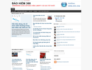 baohiem360.com screenshot