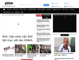 baomoiso.com screenshot