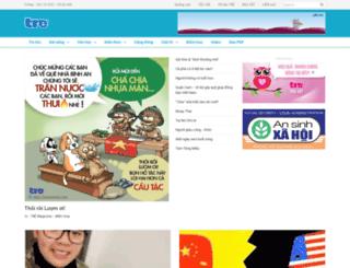 baotreonline.com screenshot