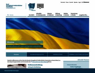 baptisten.org screenshot