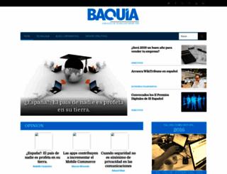 baquia.com screenshot