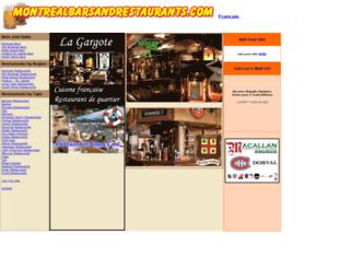 bar-resto.com screenshot