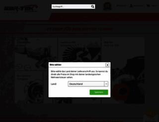 bar-tek.de screenshot