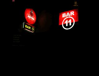 bar11.de screenshot