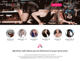 bar4fun.com screenshot