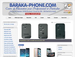 baraka-phone.com screenshot