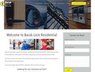 baraklocknsecurity.com screenshot