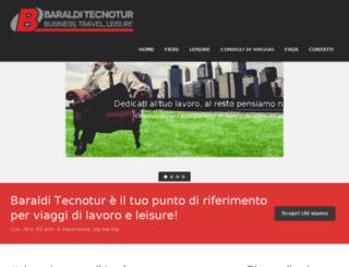 baralditecnotur.com screenshot