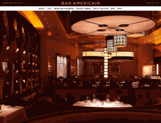 baramericain.com screenshot