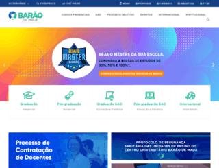 baraoead.com.br screenshot