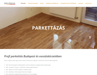 baraszolgkft.hu screenshot