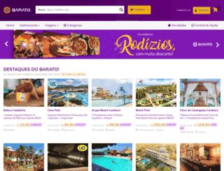 baratocoletivo.com.br screenshot