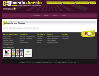 baratomaisbarato.com.br screenshot