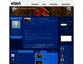 barattars.network.hu screenshot
