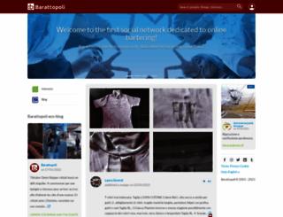 barattopoli.com screenshot