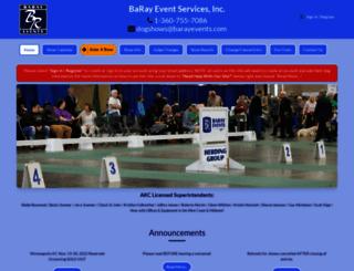 barayevents.com screenshot
