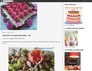 barbara-mezzogiornodicuoco.blogspot.com screenshot
