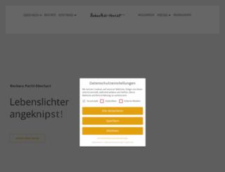 barbara-pachl-eberhart.at screenshot