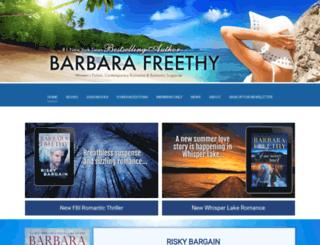 barbarafreethy.com screenshot