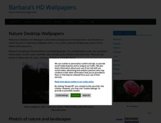 barbarashdwallpapers.com screenshot