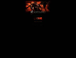 barbars-game.barbars.ru screenshot